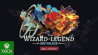Wizard of Legend | Sky Palace Trailer Xbox One