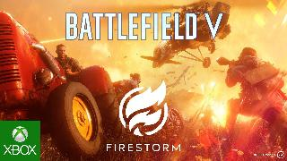Battlefield 5 | Official Firestorm Trailer Xbox One